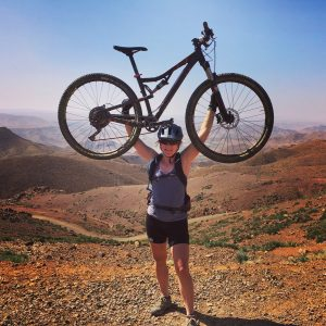Cycling holiday in Morocco - fantastic but tough with the heat and the altitude combined!
